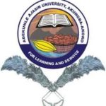 AAUA Direct Entry Admission List