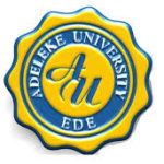 Adeleke University Courses