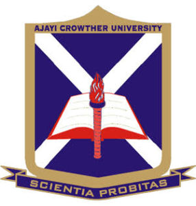 Ajayi Crowther University Admission Form