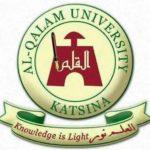 Al-QalamUniversity Direct Entry admission list