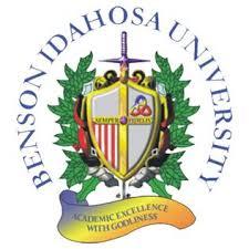 Benson Idahosa University Admission Form
