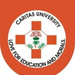 Caritas University Direct Entry admission list