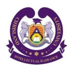 Chrisland University Admission Letter