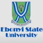 EBSU Direct Entry Admission List