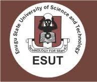 ESUT Pre-Degree Admission Form