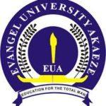 Evangel University Admission List