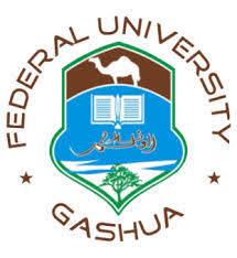 Federal University Gushau direct entry form