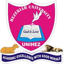 Hezekiah University Admission Form