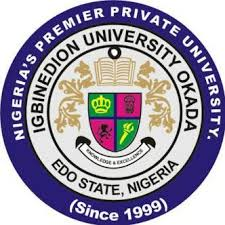 Igbinedion University Pre-Degree Admission Form