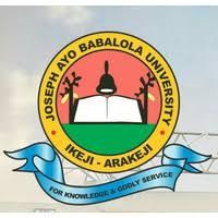 Joseph Ayo Babalola University Admission Form
