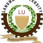 Landmark University Direct Entry Admission List