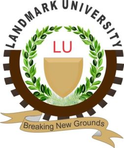 Landmark University Pre-Degree Admission Form