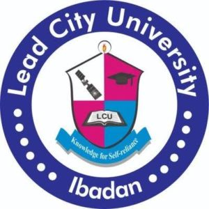 Lead City University Pre-Degree Admission Form