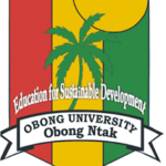 Obong University Post UTME form