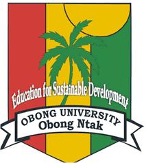 Obong University Admission Form