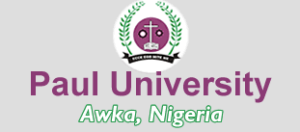 Paul University Admission Form