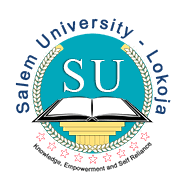 Salem University Admission Form