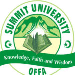 Summit University Admission Letter
