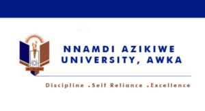 UNIZIK Pre-Degree Admission Form