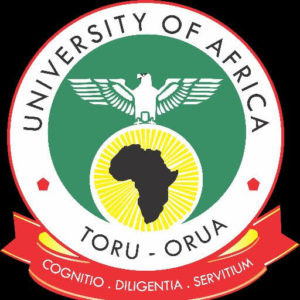 University of Africa Admission Form