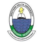Western Delta University Direct Entry Admission List