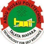 Abdu Gusau Polytechnic Admission Letter