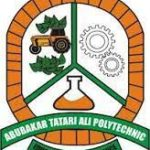 Abubakar Tatari Ali Polytechnic Admission Letter