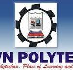 Crown Polytechnic admission list