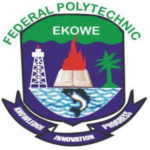 Federal Polytechnic Ekowe Admission Letter