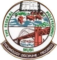 Federal Polytechnic Mubi Cut off Mark