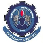 Federal Polytechnic Oko admission list