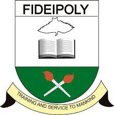 Fidei Polytechnic Cut off Mark