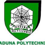 Kaduna Polytechnic Admission Letter