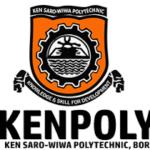 Ken Saro Wiwa Polytechnicadmission list