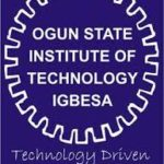 Ogun State Institute of Technology admission list