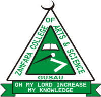 Zamfara State College of Arts and Science Post UTME result