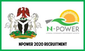 Npower Registration Online
