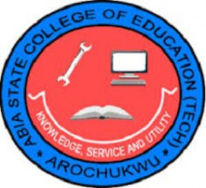 Abia State College of Education Post UTME form