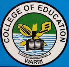 College of Education Warri Admission List