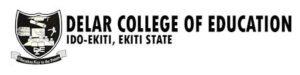 Delar College of Education Admission List