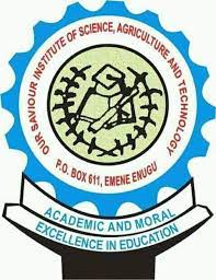 Osisatech College of Education Enugu admission list