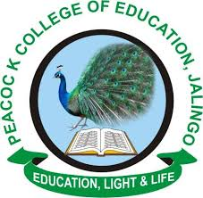 Peacock College of Education Post UTME form