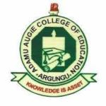 Adamu Augie College of Education Admission List