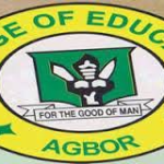 College of Education Agbor Admission List