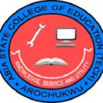 College of Education Arochukwu Admission List