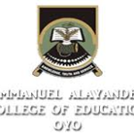 Emmanuel Alayande College of Education Admission List