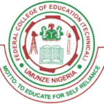 Federal College of Education Technical Umunze Admission List