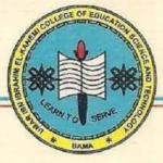 Umar Ibn Ibrahim El-Kanemi College of Education Admission List