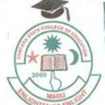 Zamfara State College of Education Admission List